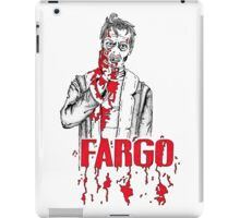 Steve Buscemi in Fargo iPad Case/Skin
