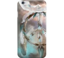 Dream Catcher - Dreams Of Peace iPhone Case/Skin