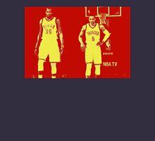 Durant & Westbrook - Golden Duo Unisex T-Shirt