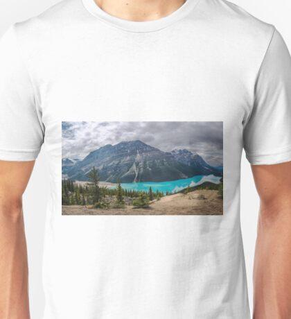 Peyto Lake Banff Unisex T-Shirt