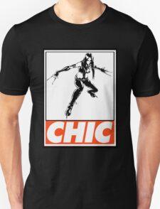 X-23 Chic Obey Design Unisex T-Shirt