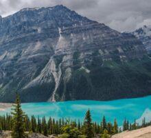 Peyto Lake Banff Sticker