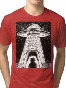 Close Encounters  Tri-blend T-Shirt