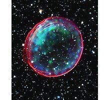 Bubble Supernova | Mathematix by Sir Douglas Fresh Photographic Print