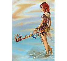 Kingdom Hearts Kairi Photographic Print