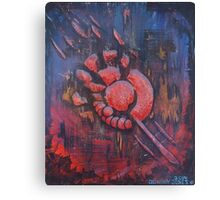 Exciting the Bear Canvas Print