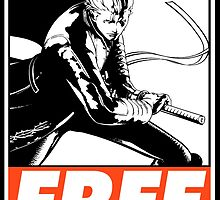 Vergil Free Obey Design 2 by SquallAndSeifer