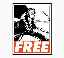 Vergil Free Obey Design 2 Men's Baseball ¾ T-Shirt