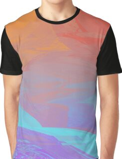 Pixel Vibrance Graphic T-Shirt