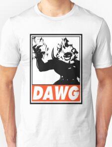Dormammu Dawg Obey Design 2 Unisex T-Shirt