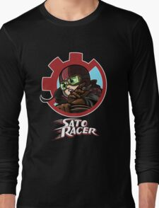 Sato Racer Long Sleeve T-Shirt