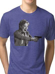 Hillary Master Blaster Tri-blend T-Shirt