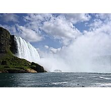 Your Beauty Leaves Me Breathless ~ Horseshoe Falls Photographic Print