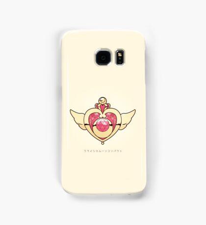 Sailor Moon   Crisis Moon Compact (Phone Case) V.2 Samsung Galaxy Case/Skin