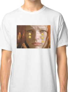 Leeloo Sad Classic T-Shirt