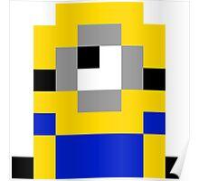 Pixel Minion Poster