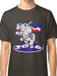 Patriotic Elephant - #3 Classic T-Shirt