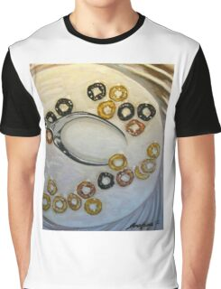 Cereal Intragration Graphic T-Shirt