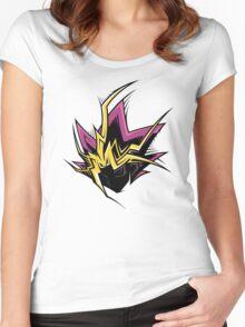 Yami Yugi Women's Fitted Scoop T-Shirt