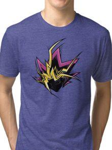 Yami Yugi Tri-blend T-Shirt