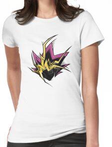 Yami Yugi Womens Fitted T-Shirt