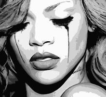 Rihanna - Dark loud by AlexBeyket