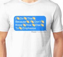 Clap Emoji Meme Unisex T-Shirt
