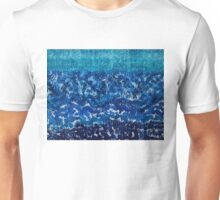 Blue Ridge Parkway View original painting Unisex T-Shirt