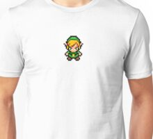 Pixel Link - Legend of Zelda Unisex T-Shirt
