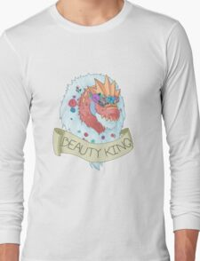 Flower Crown Tyrantrum - Beauty King Long Sleeve T-Shirt