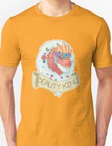 Flower Crown Tyrantrum - Beauty King Unisex T-Shirt