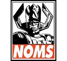 Galactus Noms Obey Design Photographic Print