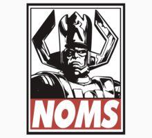 Galactus Noms Obey Design Kids Tee
