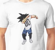 goku dab on em Unisex T-Shirt