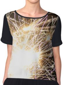 You are my sparkler! Chiffon Top