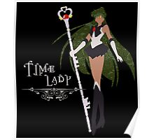 Sailor Pluto - Time Lady Poster