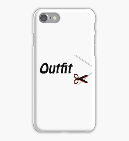 Outfit iPhone Case/Skin
