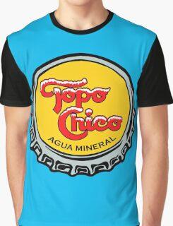 Topo Chico T-Shirt Print Graphic T-Shirt
