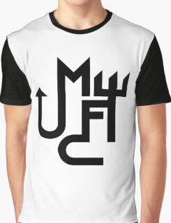 Manchester united logo Graphic T-Shirt