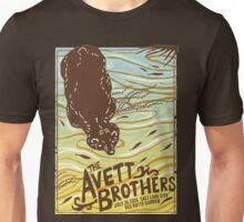 the avett brothers summer tour 2016 salt lake city red butte garden Unisex T-Shirt