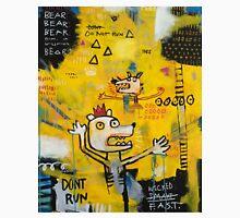 Dont Run, Basquiat! Unisex T-Shirt