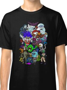 I Ain't Afraid Of No Ghost Classic T-Shirt