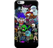 I Ain't Afraid Of No Ghost iPhone Case/Skin
