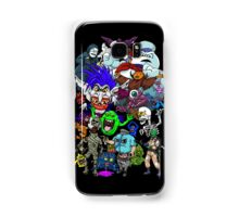 I Ain't Afraid Of No Ghost Samsung Galaxy Case/Skin
