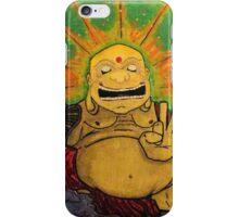 The Happy Buddha iPhone Case/Skin