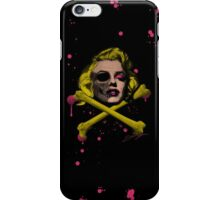 Marilyn Boneroe iPhone Case/Skin