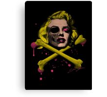 Marilyn Boneroe Canvas Print