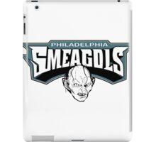 Philadelphia Smeagols!!! iPad Case/Skin