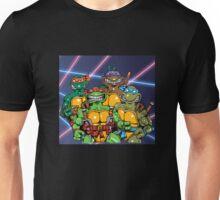 TMNT School Picture Unisex T-Shirt