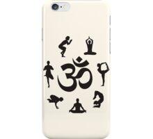 Yoga Om iPhone Case/Skin